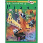 Alfred's Basic Piano Library Top Hits Solo Book 1B