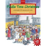 Fiddle Time Christmas (Boek met Cd)