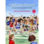 Blackwell - Fiddle Time Runners (Boek met Audio Online)