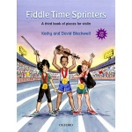 Fiddle Time Sprinters (Boek met Cd)