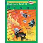 Alfred's Basic Piano Library Top Hits Duet Book 1B