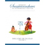 Sassmannshaus - Early Start on the Cello Vol.1 (Cello - Engelse uitgave)