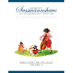 Sassmannshaus - Early Start on the Cello Vol.2 (Cello - Engelse uitgave)