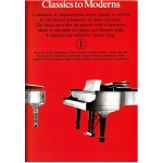 Agay - Classics to Moderns Vol.1 (Denes Agay)