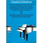 Classics to Moderns Vol.2 (Denes Agay)