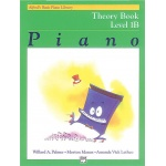 Alfred's Basic Piano Library Theory Book 1B