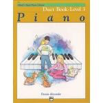 Alfred's Basic Piano Library Duet Book 3