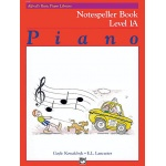Alfred's Basic Piano Library Notespeller Book 1A