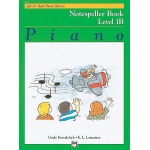 Alfred's Basic Piano Library Notespeller Book 1B
