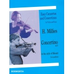 Millies - Concertino D-major in the style of Mozart (1st Position)