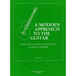 Topper - Modern Approach to the Guitar Deel 2 (Based on the Principles of Emilio Pujol)