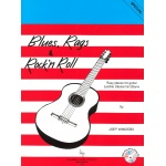 Wanders - Blues Rags & Rock 'n' Roll (Grade 1-2) (Boek met Cd)