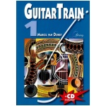 Dorst - Guitar Train Deel 1 (Boek met Cd)