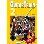 Dorst - Guitar Train Deel 2 (Boek met Cd)