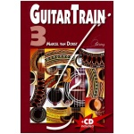 Guitar Train Deel 3 (Boek met Cd)