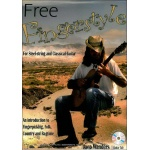 Wanders - Free Fingerstyle Guitar (Boek met Demo Cd)